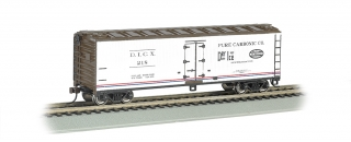 Bachmann HO 40 FT Wood-side Refrigerated - Pure Carbonic Company