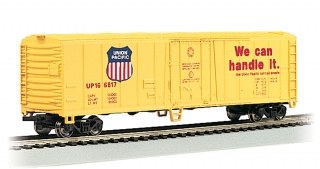 Bachmann HO 50 FT Steel Refrigerated - Union Pacific®