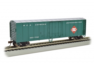 Bachmann HO 50 FT Steel Refrigerated - Railway Express