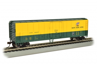 Bachmann HO 50 FT Steel Refrigerated - Chicago & Northwestern™