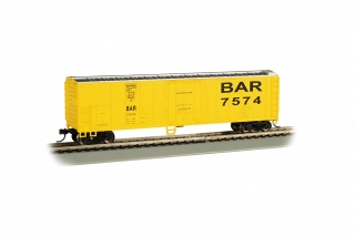Bachmann HO 50 FT Steel Refrigerated - Bangor & Aroostook