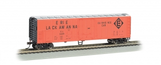 Bachmann HO 50 FT Steel Refrigerated - Erie Lackawanna