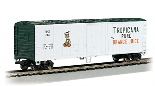 Bachmann HO 50 FT Steel Refrigerated - Tropicana