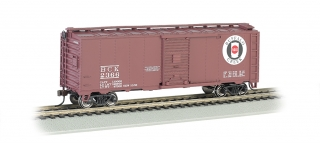 Bachmann HO 40 FT Box Car - Buffalo Creek